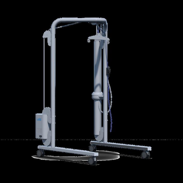 Sistema de soporte para el peso corporal (BWSS)