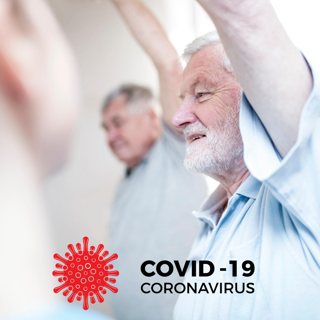 Etapas rehabilitación post Covid-19