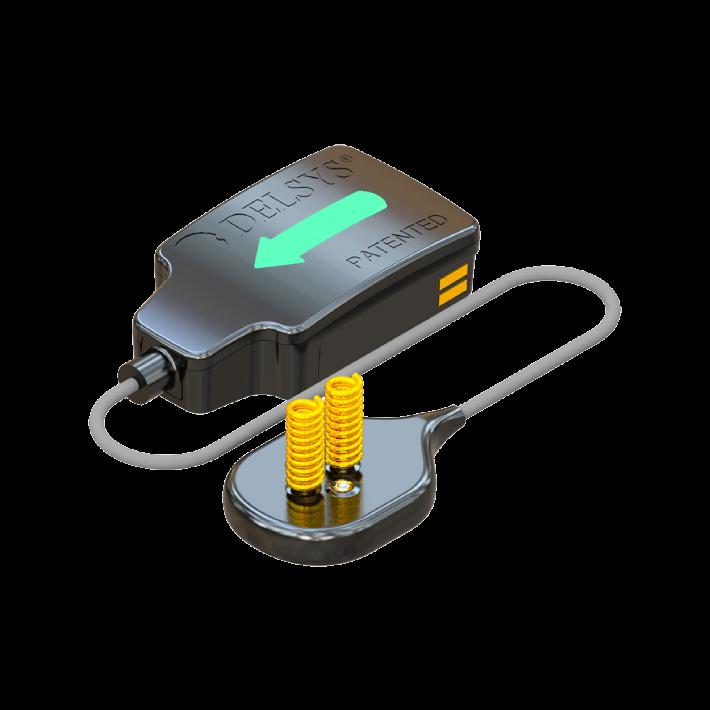 Trigno Spring Contact Sensor