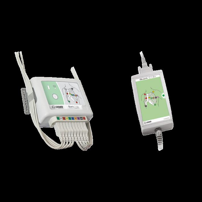 Electrocardiograma de esfuerzo Quark c12x / t12x