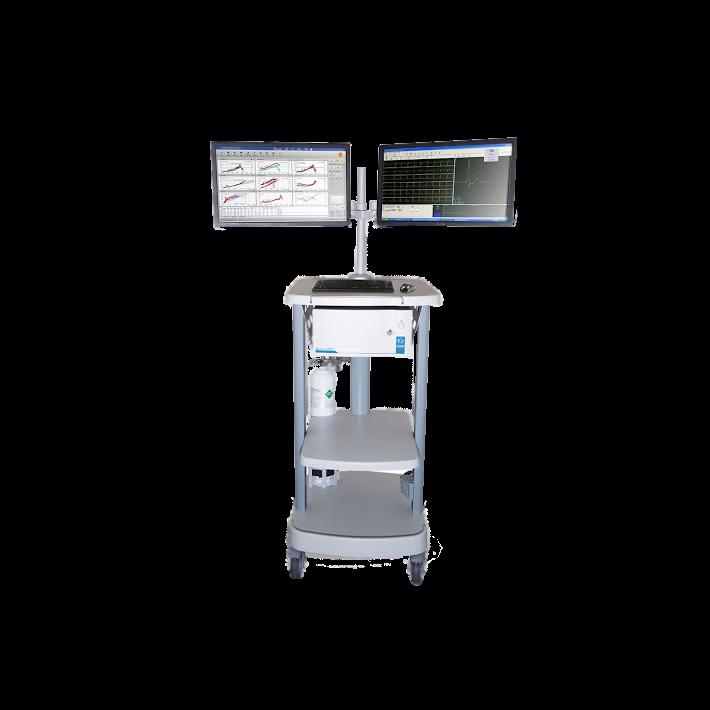 Ergoespirómetro estacionario Quark CPET