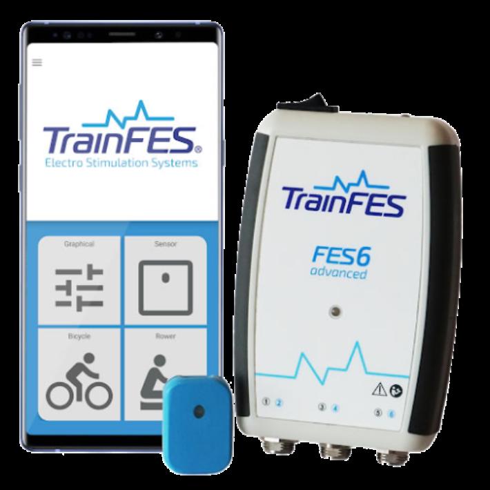 Electroestimulador Funcional TrainFES