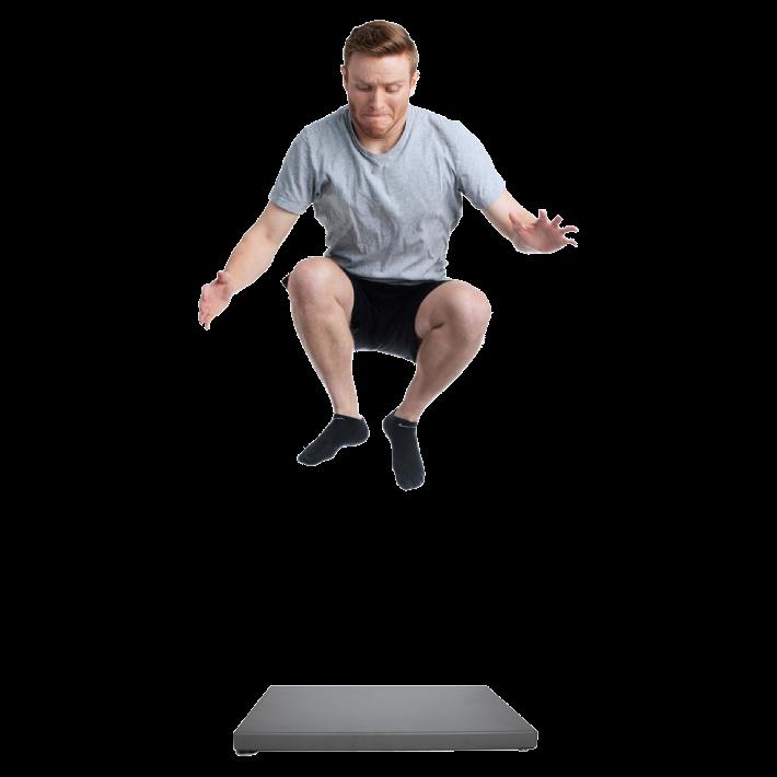 Análisis del salto